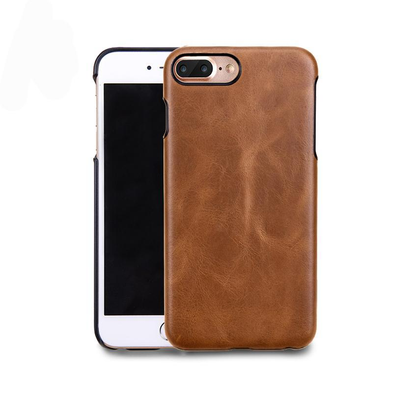Genuine Leather Case for iPhone 7/ 7 Plus/ 8/ 8 Plus