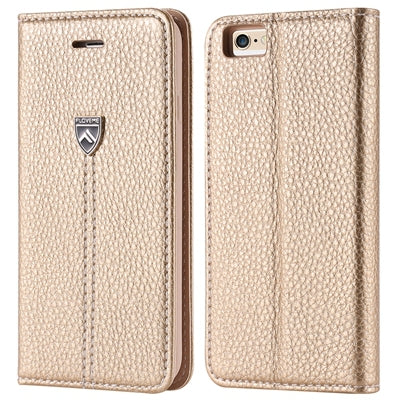 Detailed Synthetic Leather iPhone Case