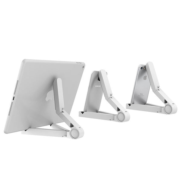 Flexible Smartphone-Tablet Stand