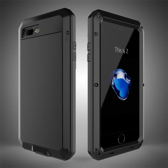 Aluminum Doom Proof iPhone Cover (all models)