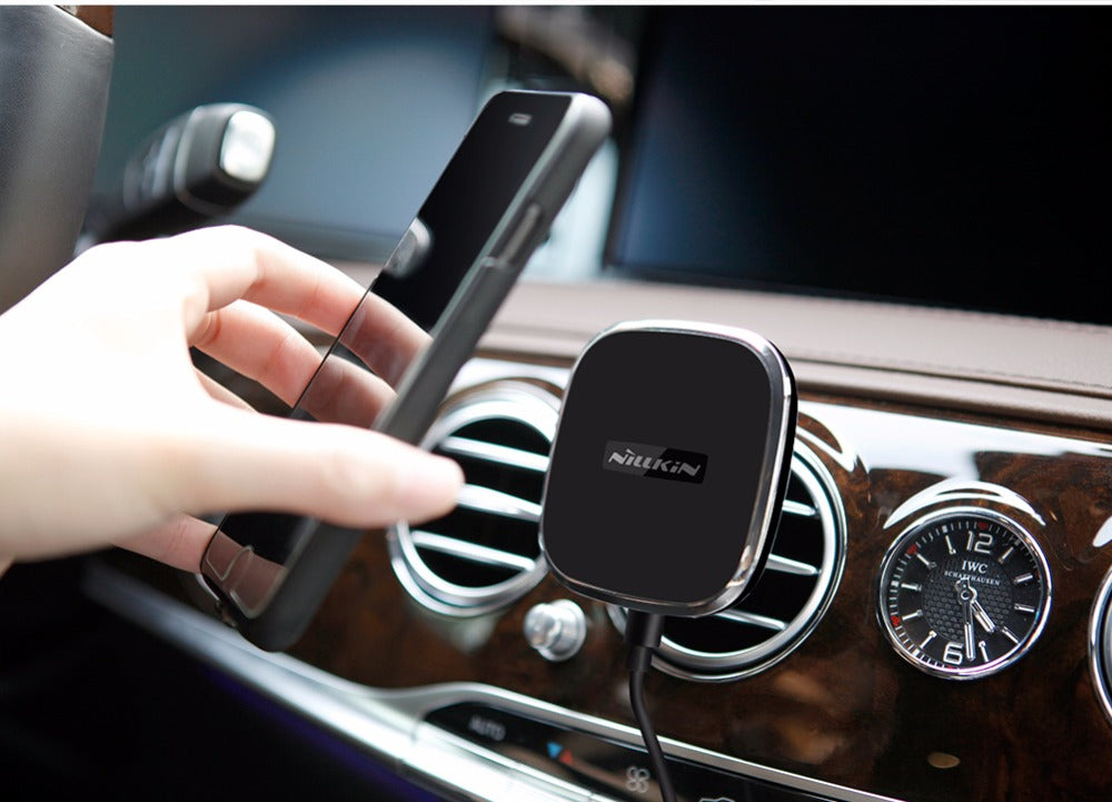 Car Magnetic Qi Wireless Charging Holder