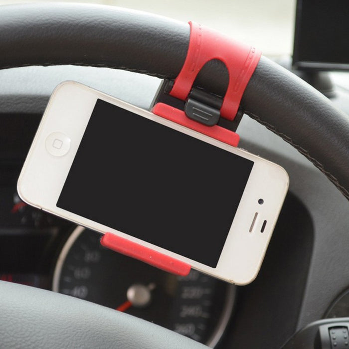 Car Phone Holder for Steering Wheel