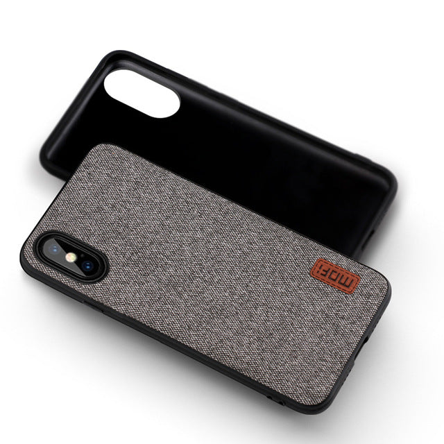 Cool Shockproof Case for iPhone X