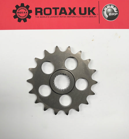 236987 - Sprocket 18T - 5/8x1/4x10, 16 for engine types: 256, 258