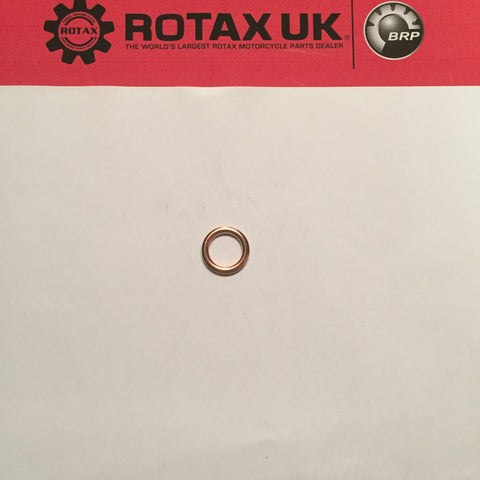 250010 - Gasket Ring - C12x18mm for engine types: 275, 348, 504, 560, 604, 605, 677, 912, 913, 914.