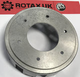 259646 - 116mm Clutch Drum (253-340 Rivet) for various Rotax engine types.
