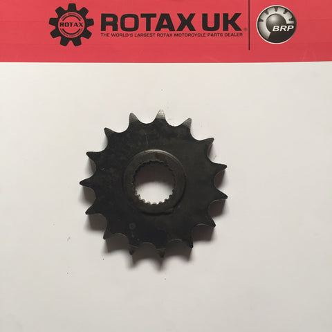 236992 - Sprocket 15T for engine types: 366.
