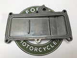 212595 - Sump Plate Black for engine types: 348, 504, 560, 605.