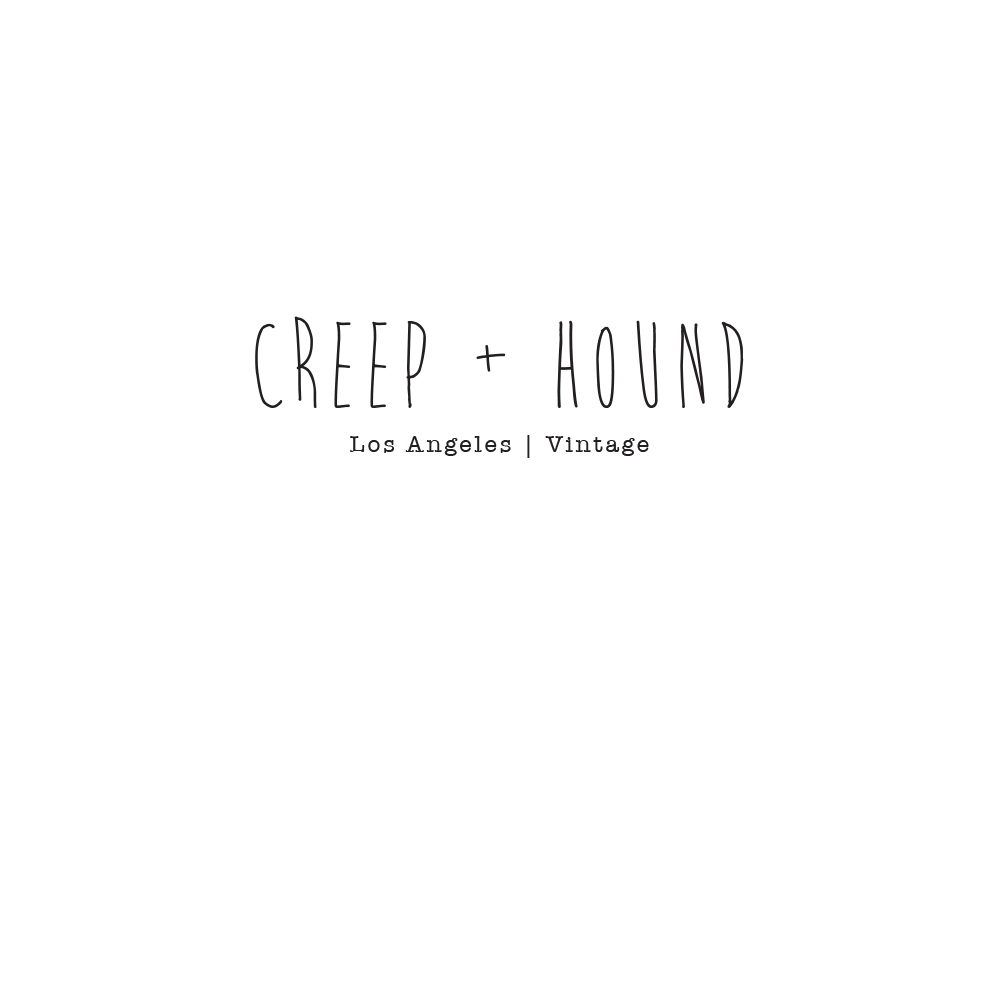 CREEP AND HOUND
