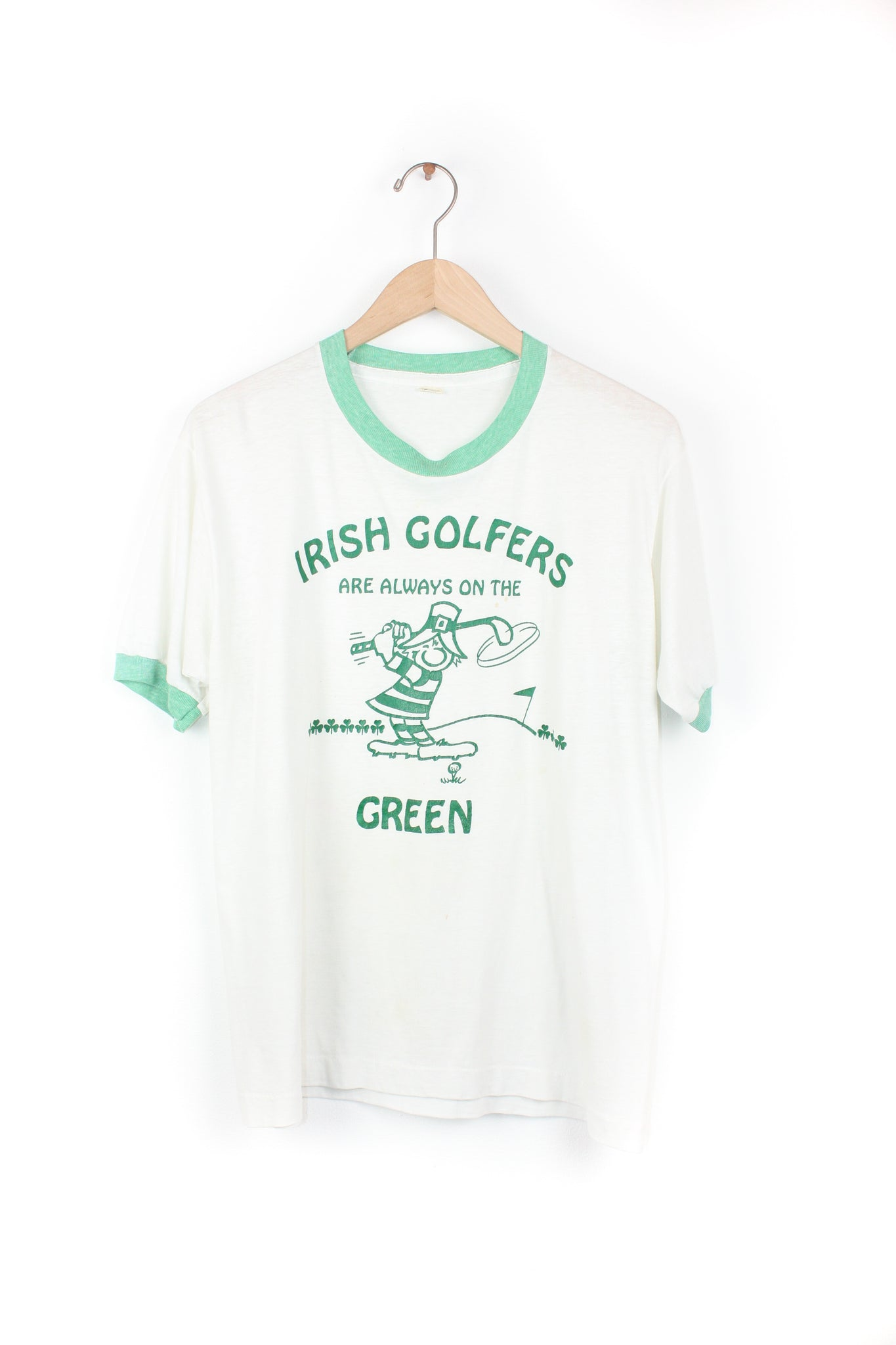 IRISH GOLFERS RINGER