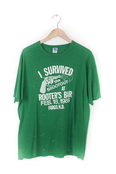 1988 I SURVIVED ROOTERS BAR