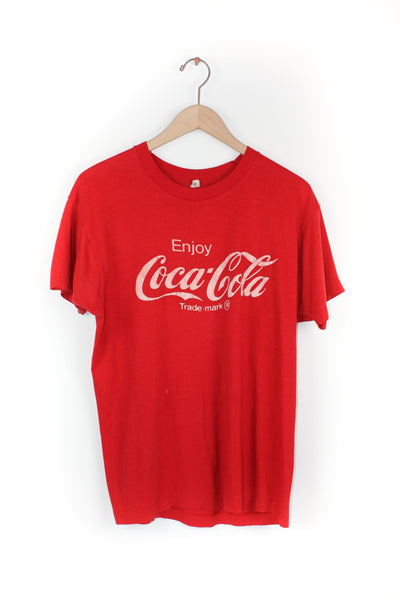 ENJOY COKE SCREEN STARS BURNOUT