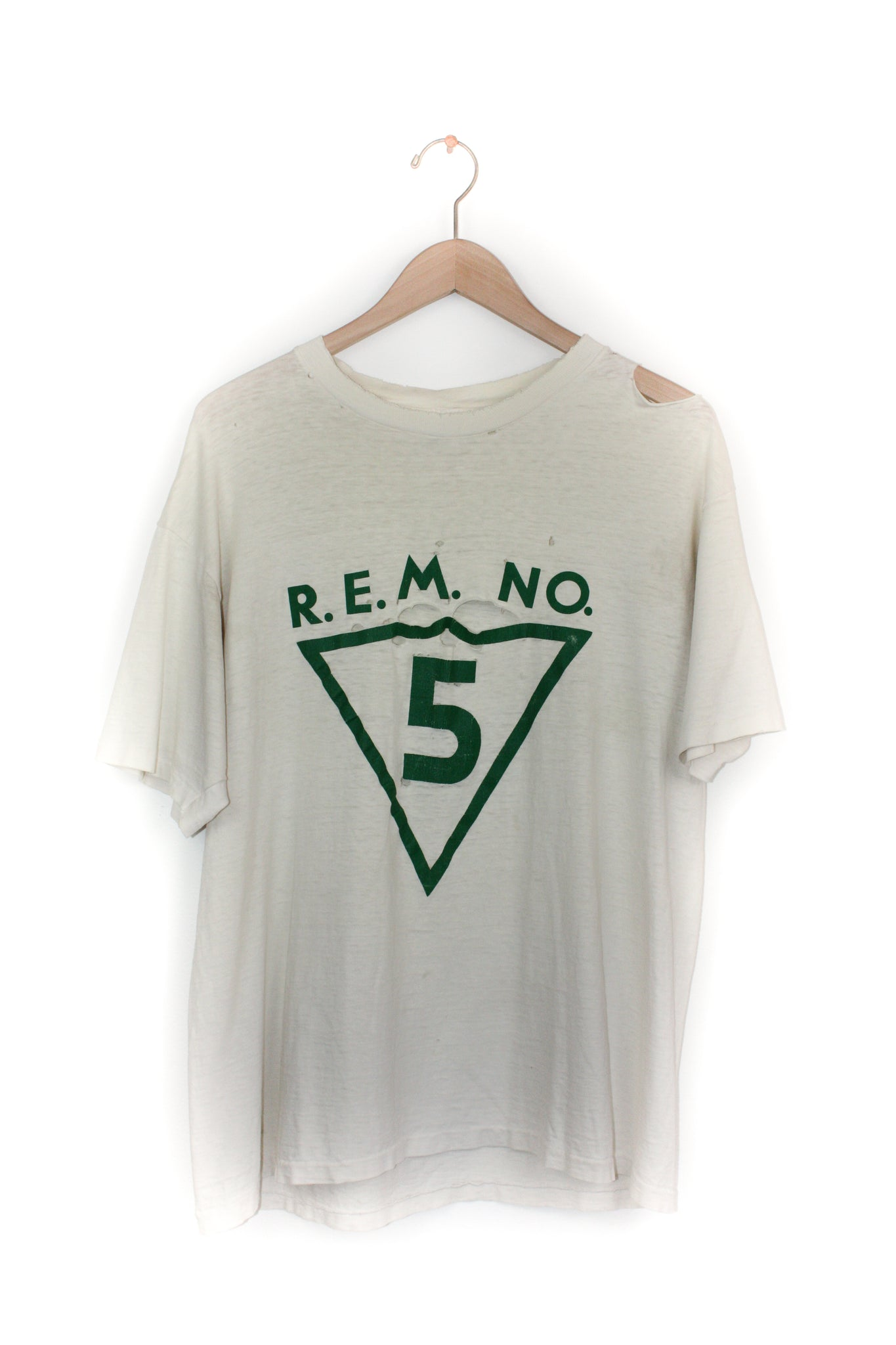 REM #5 DISTRESSED