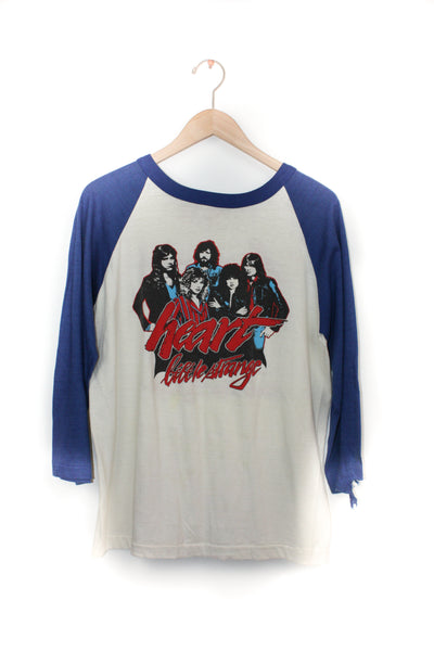 1980 HEART TOUR BASEBALL TEE