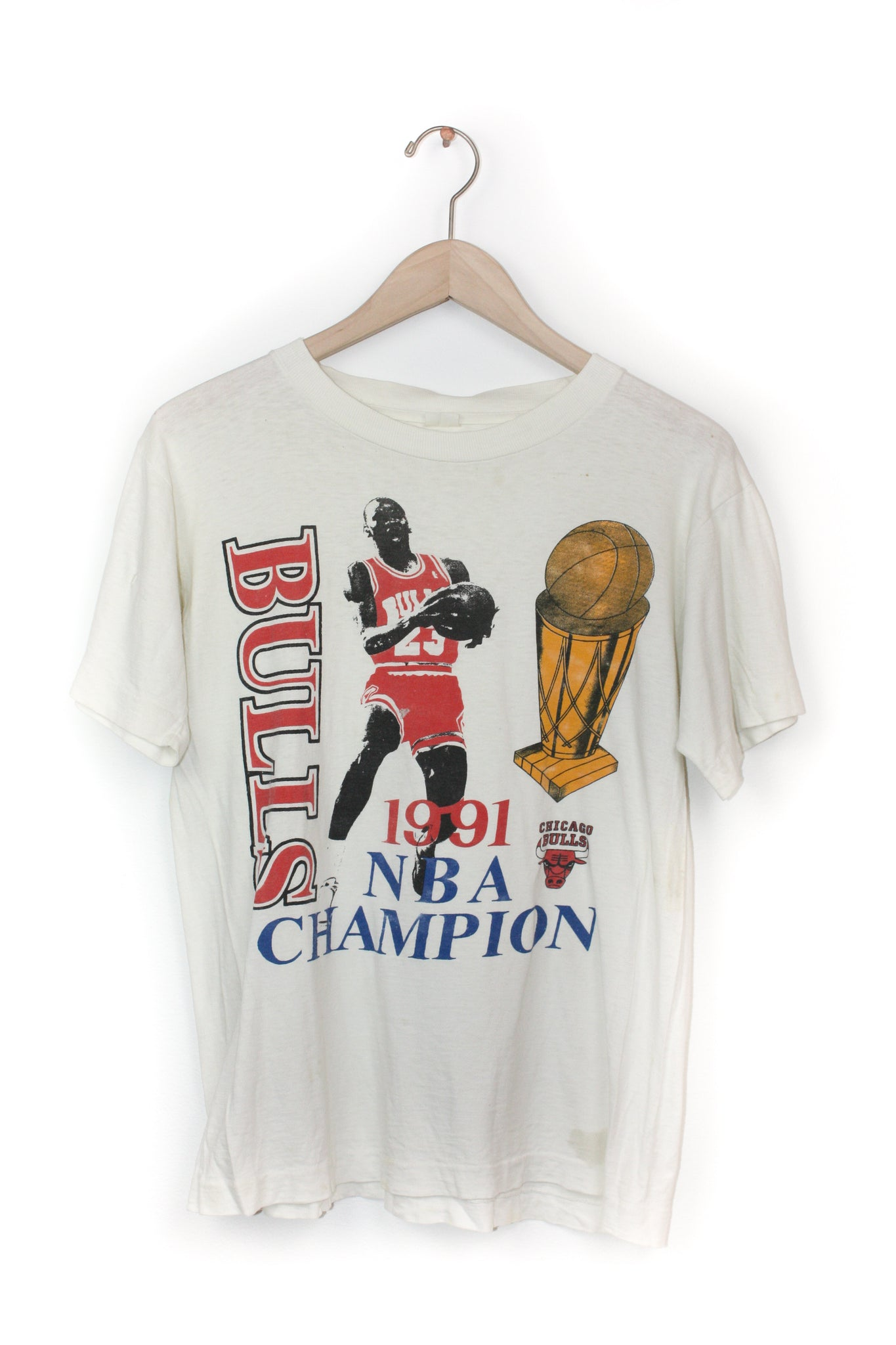 1991 CHICAGO BULLS CHAMPS
