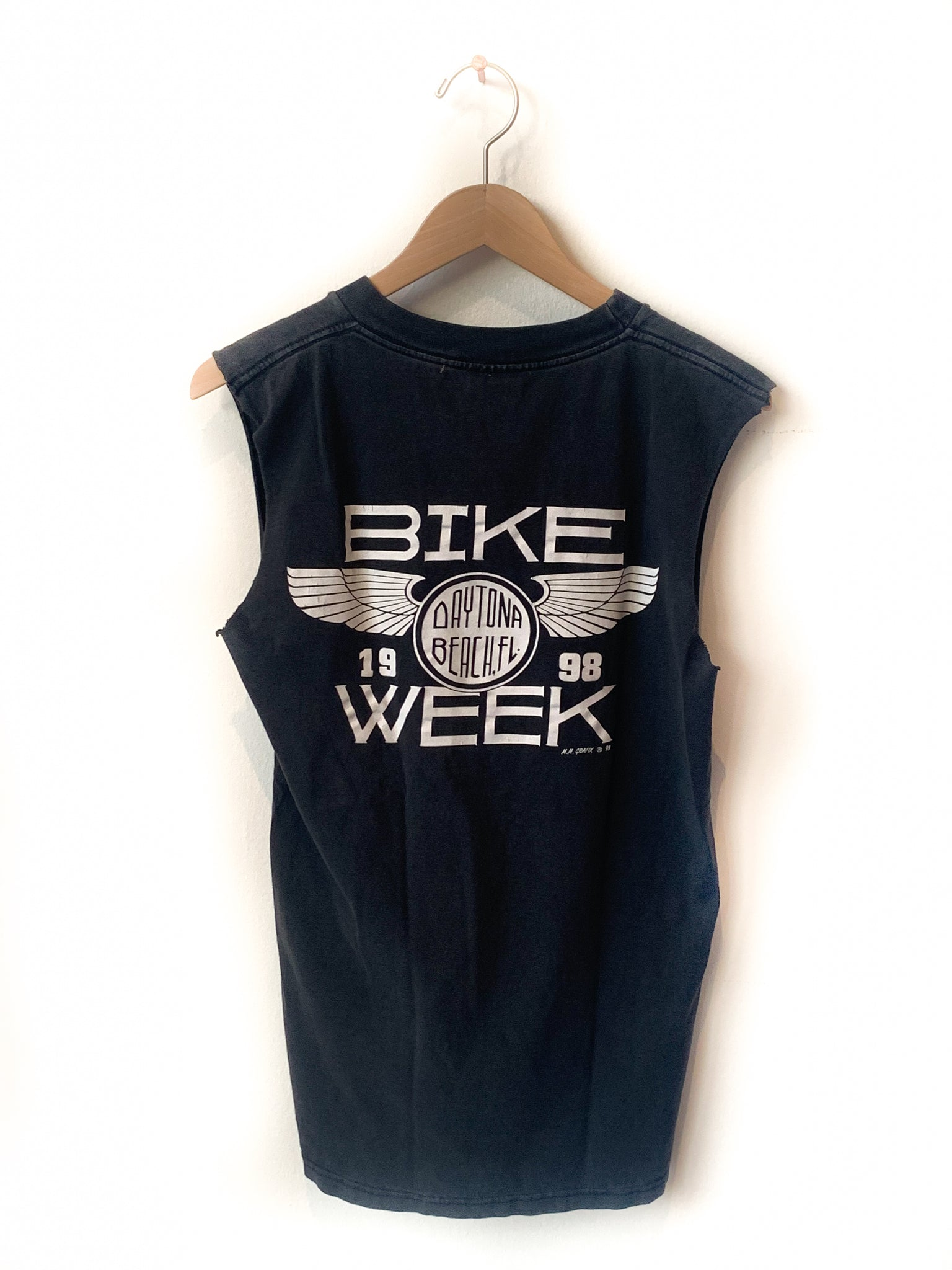 DAYTONA 1998 BIKE WEEK TANK