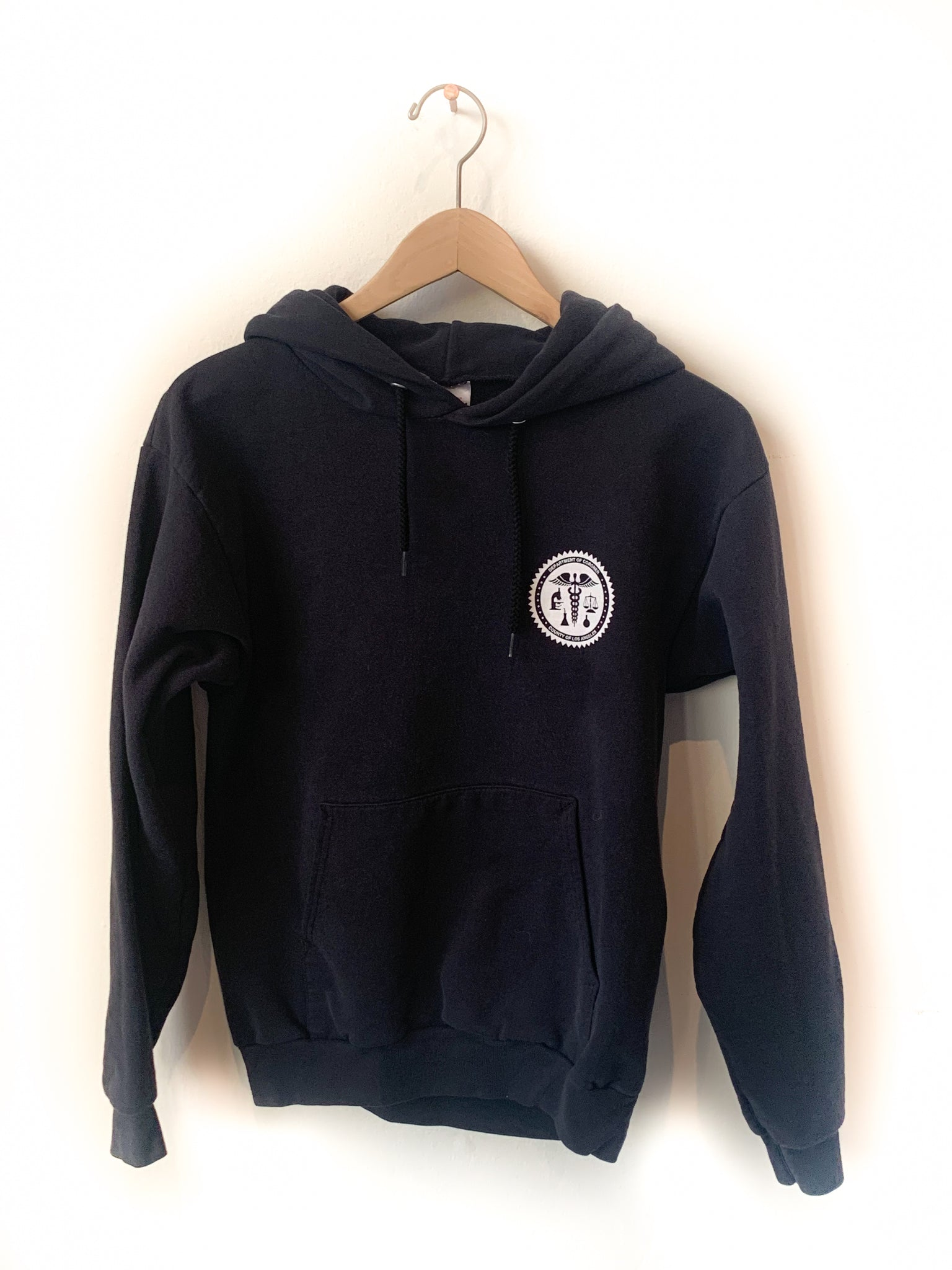 LOS ANGELES CORONERS OFFICE HOODIE