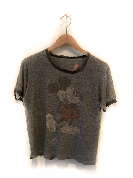 HEATHER GREY MICKEY RINGER