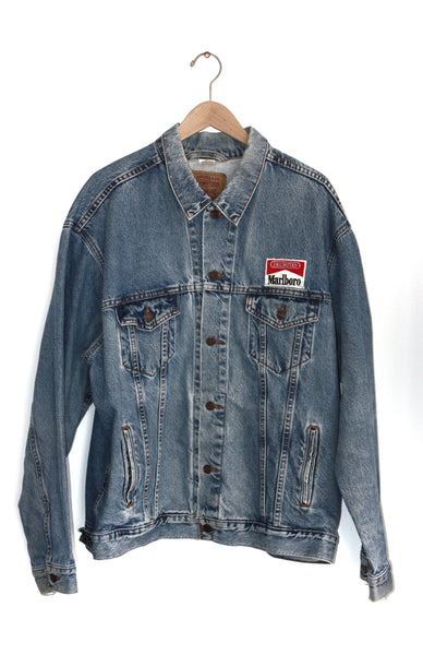 LEVIS MARLBORO DENIM JACKET