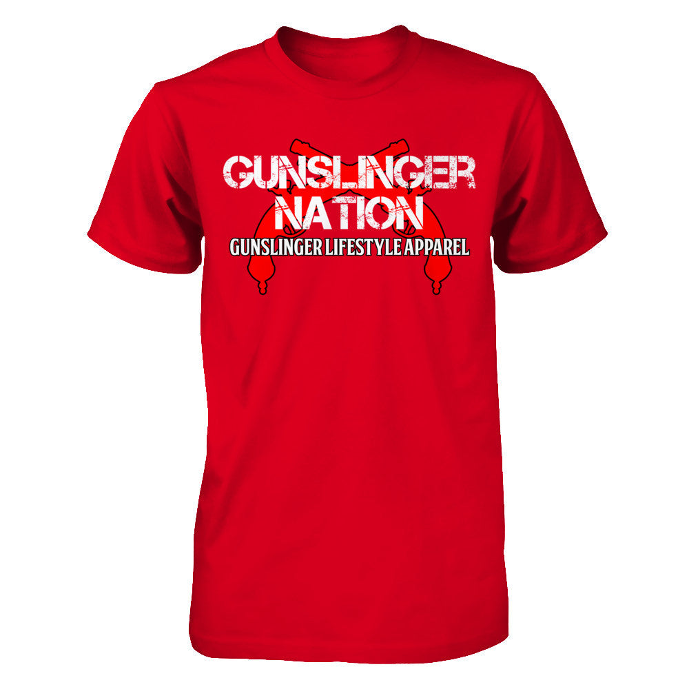 Mens Gunslinger Nation