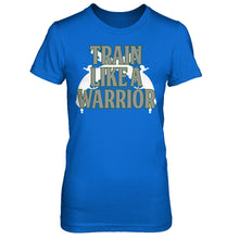 Train Like a Warrior Green-Womens
