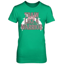 Train Like a Warrior Red-Womens