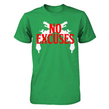 No Excuses-Mens