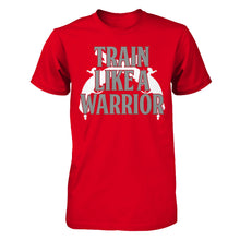 Train Like a Warrior Red-Mens