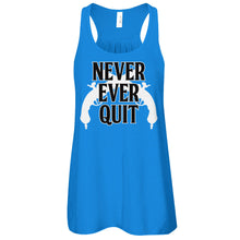 Never Ever Quit-Womens Tank