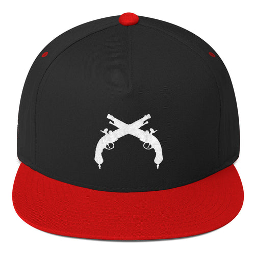 Muskets Flat Bill Cap