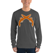 Long sleeve Longhorn Guns
