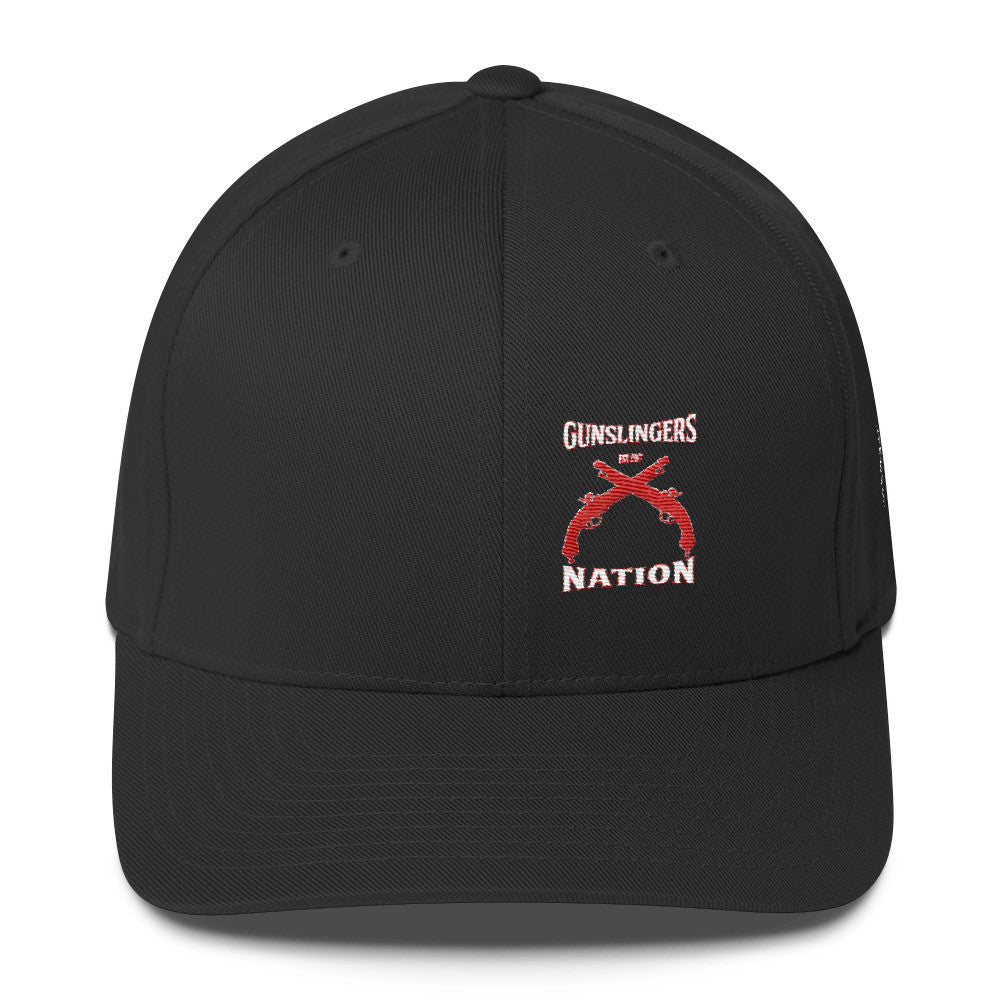 Gunslinger Nation Flexfit Hat