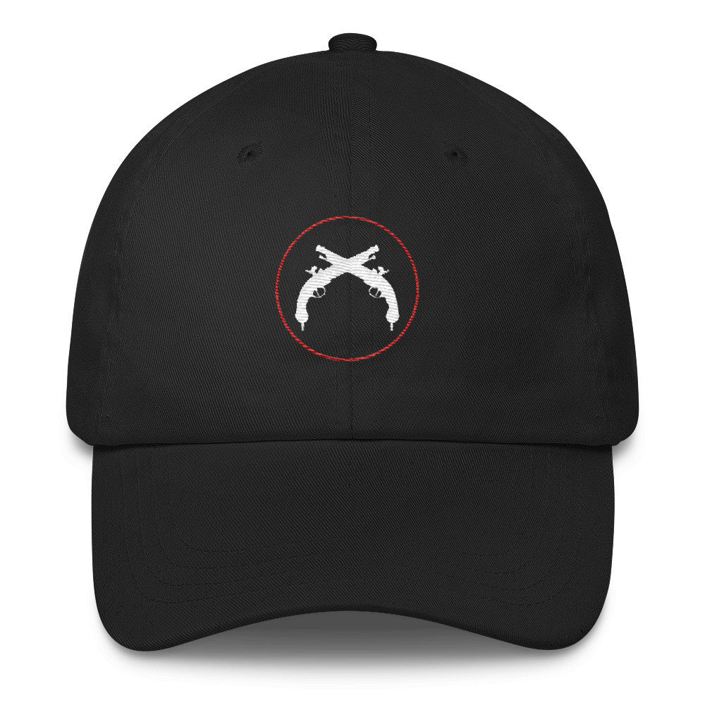 Circle Muskets Unstructured Cap