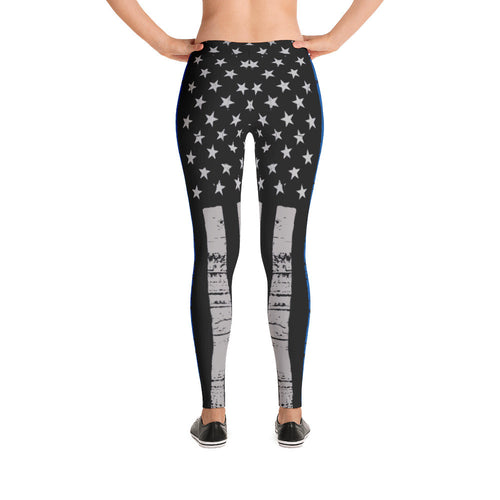Blueline Flag Leggings