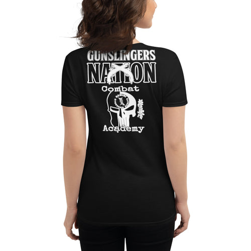 Women's short sleeve Combat Academy Fight Shirt