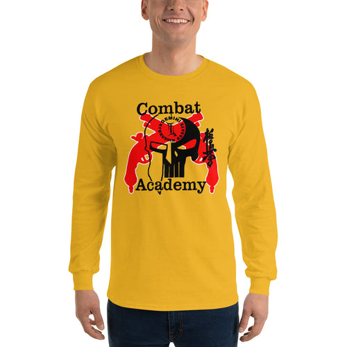 Combat Academy Long Sleeve Shirt