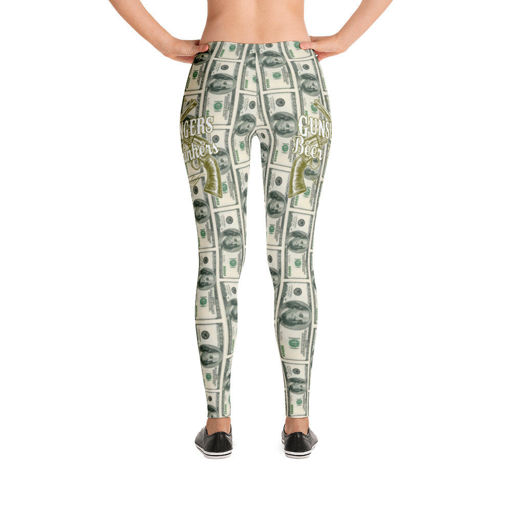 Dollar Bill Leggings