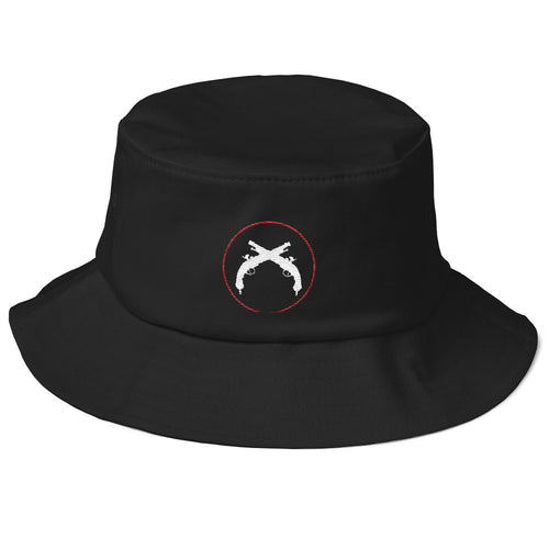 Gunslingers Old School Bucket Hat