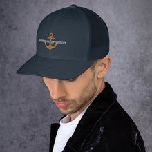 Serving Our Protectors Trucker Cap Low Profile