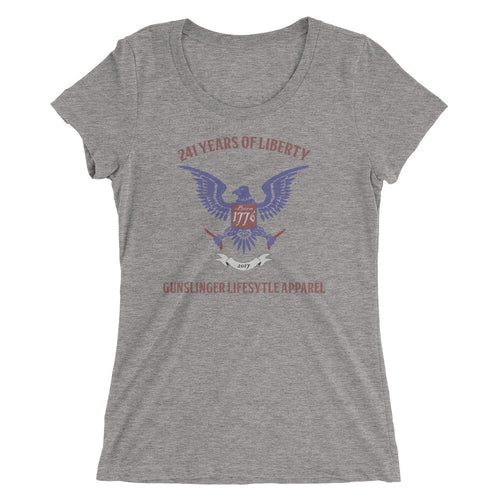 Ladies' 4th of July Shirt