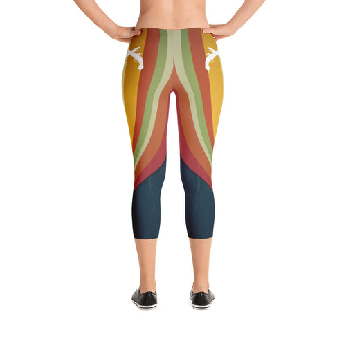 Tornado Capri Leggings