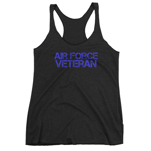 Air Force Veteran tank top
