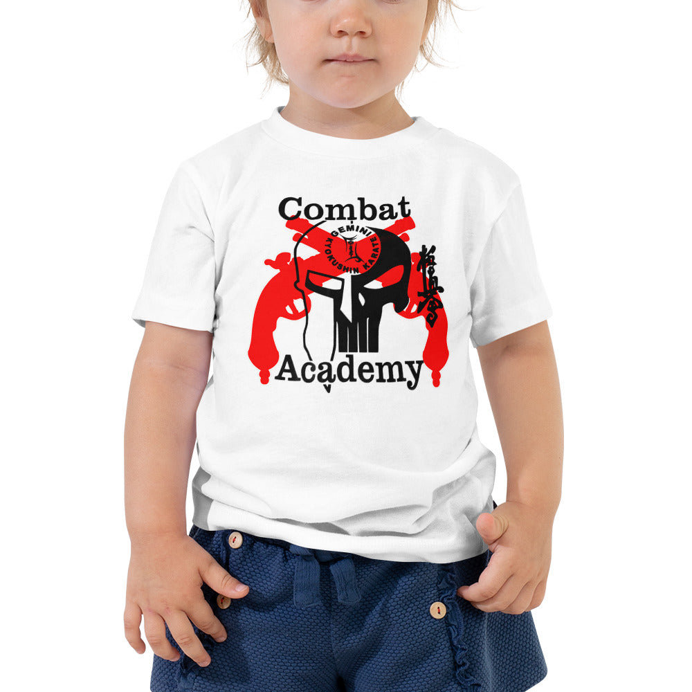 Toddler Combat Academy Shirt