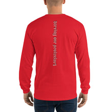 Long Sleeve Boomer Shirt
