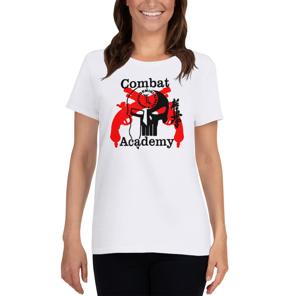 Women's Combat Academy Fight Shirt