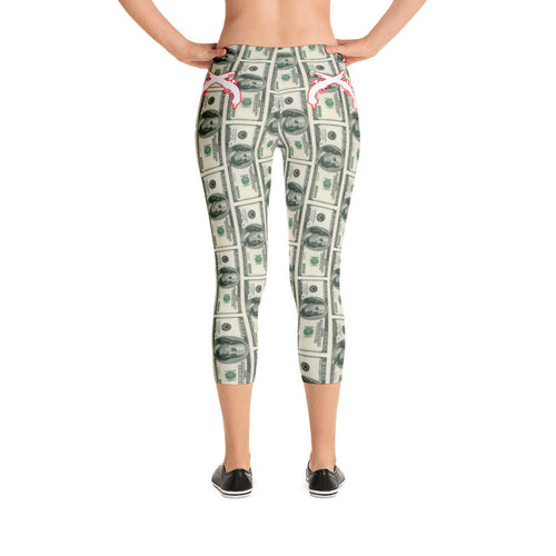 Money Capri Leggings