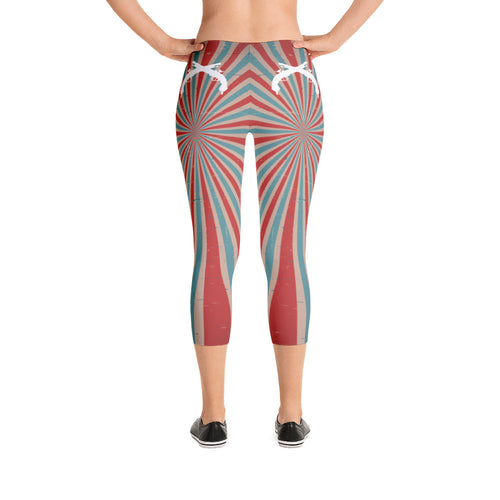 Spin Capri Leggings