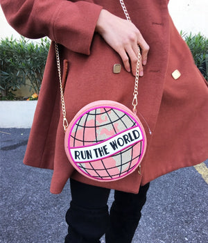 Run the World Shoulder Bag