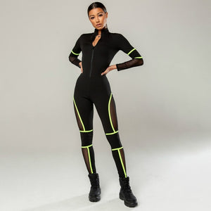 Neon Lights Jumpsuit