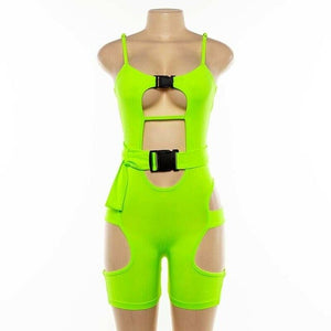 Fifth Element Playsuit